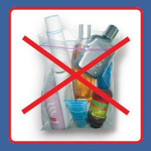 c0343424fe Vous devez vous procurer ces sacs en plastique transparent avant de partir.