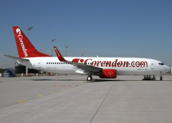 Corendon airlines groupe vliegvakanties compagnie aerienne for Compagnie aerienne americaine vol interieur