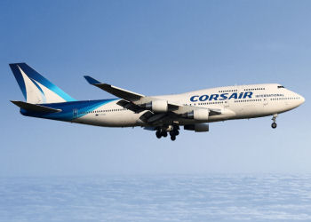 747-400 corsair international