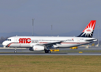 A320 AMC AIrlines