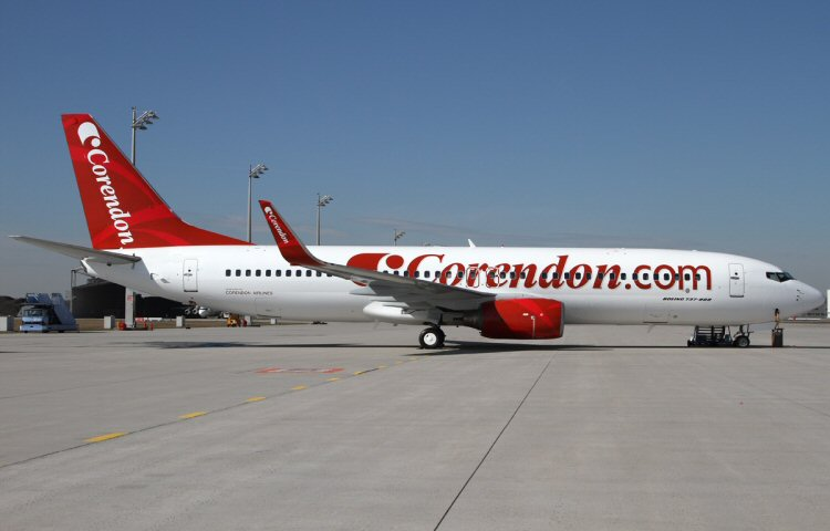 Corendon Airlines  Wikipedia